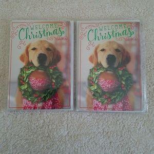 Hallmark Christmas Greeting Card Bundle Of 20